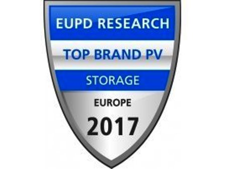 """A SONNEN il primo quality label """"Top Brand PV Storage Europe"""" da EuPD Research"""